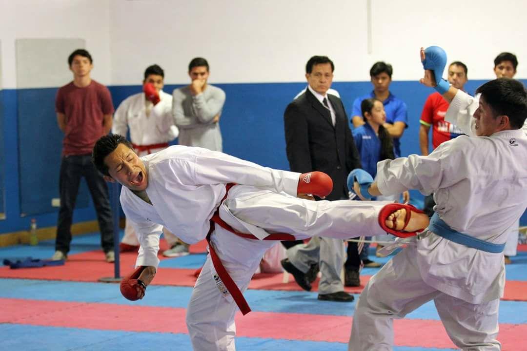 Este joven karateca ha puesto el nombre de Guatemala en alto