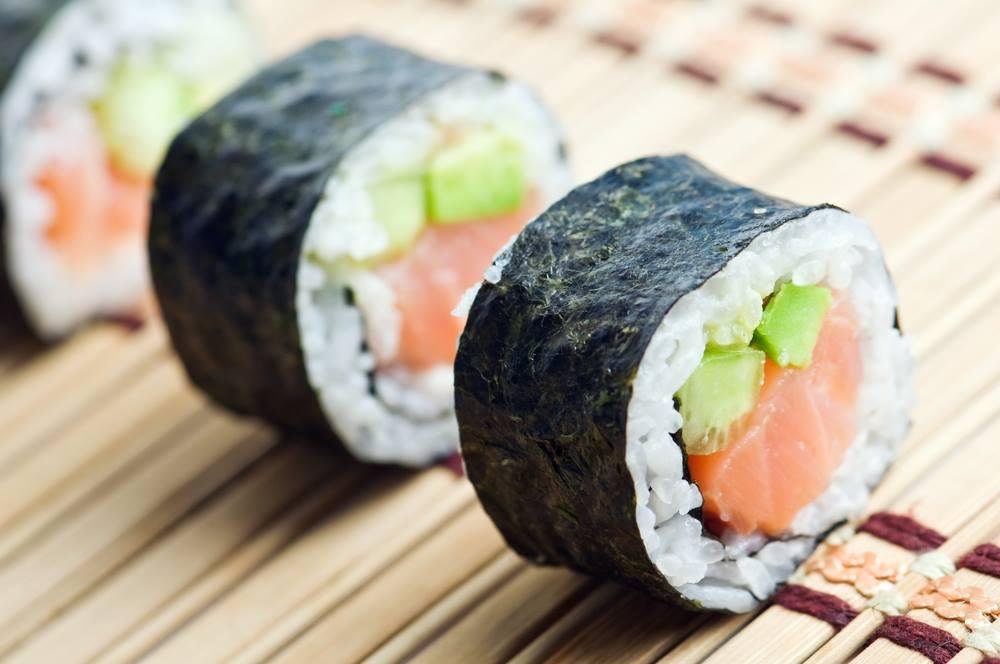 3. Unagi Sushi