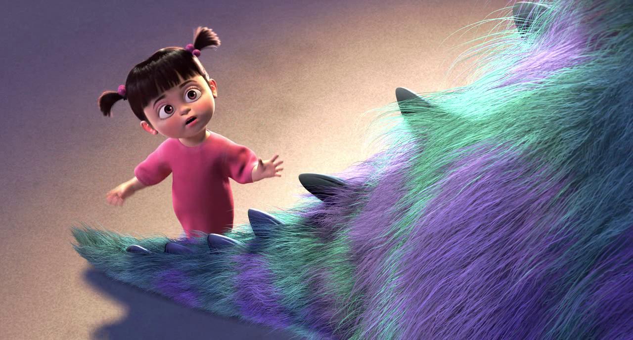 ¿Sabés cuál es el verdadero nombre de Boo, de Monsters Inc?