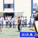 Décimo tercera eliminatoria del campeonato FTA en el Colegio La Preparatoria