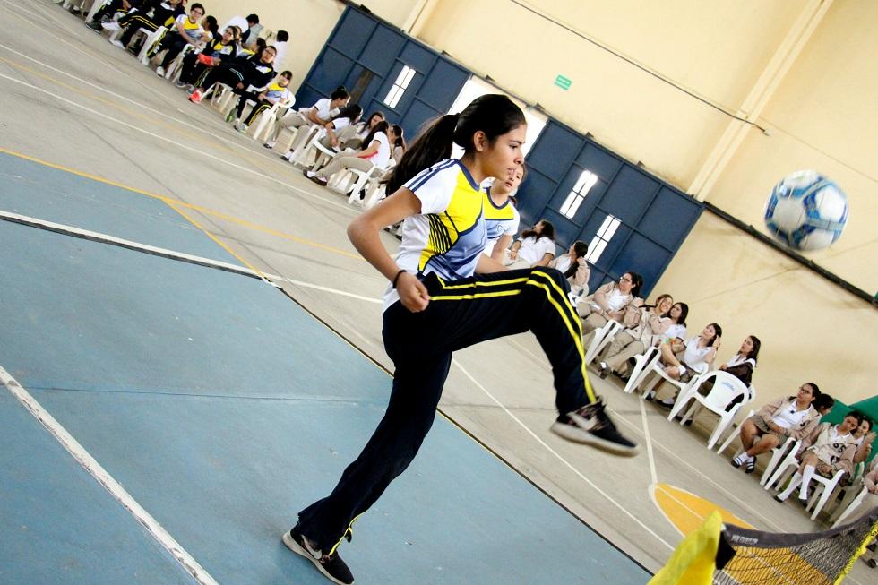 El Liceo Secretarial Bilingüe formó parte del #FTAAula17