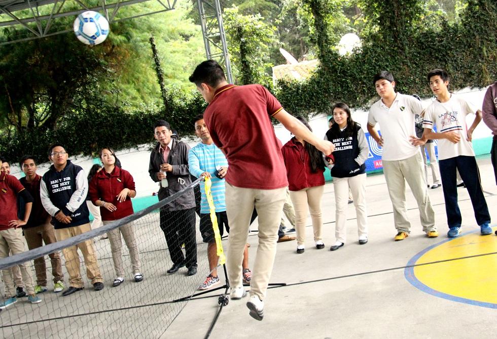 El Colegio La Place formó parte del #FTAAula17