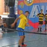 Finalistas del campeonato #FTAAula17 en la Universidad Rafael Landívar