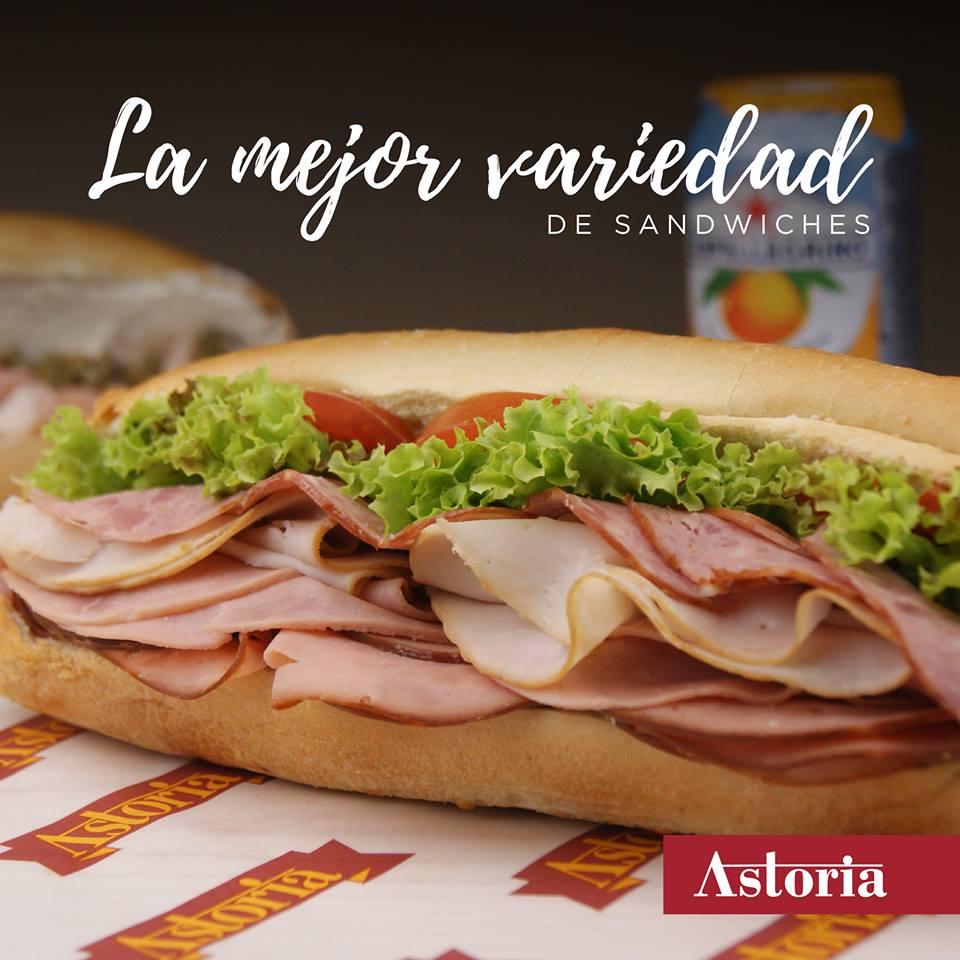 Los mejores 5 restaurantes para comer sándwiches en la Ciudad
