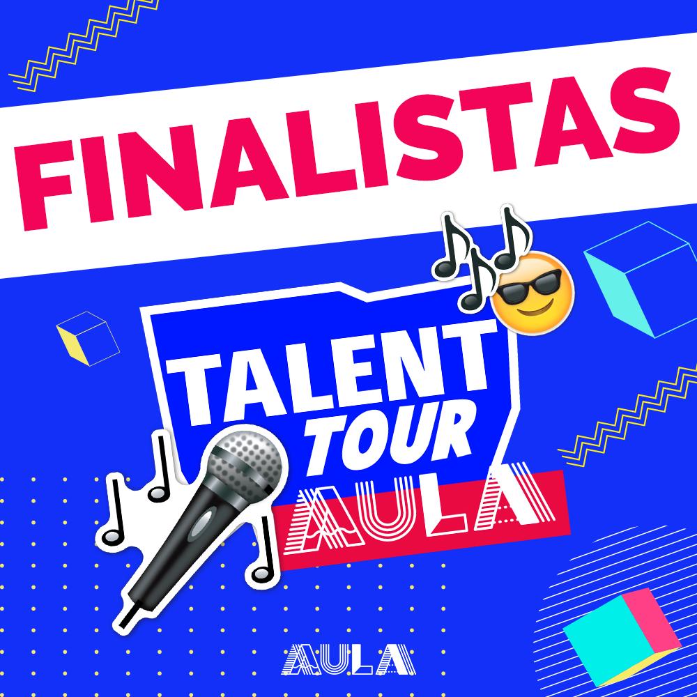 Estos son los finalistas del Talent Tour 2017
