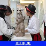 Visita del Liceo de ciencia y tecnología al Museo Miraflores