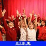 Generación Chasquido del colegio Campoalegre