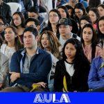 Bienvenida a los nuevos estudiantes en la Universidad Rafael Landívar