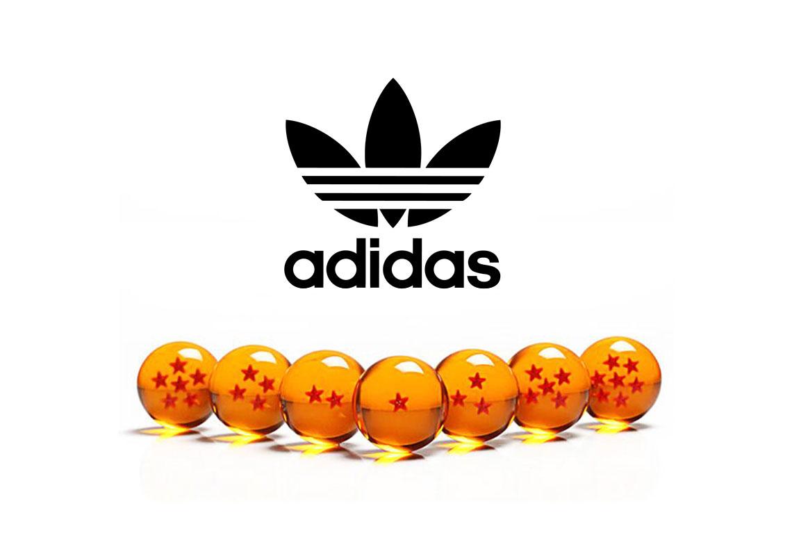 Los nuevos tenis de Adidas inspirados en Dragon Ball