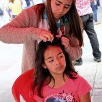 Kermesse del Colegio El Sagrado Corazón de Jesús zona 16