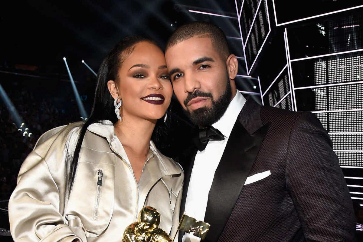 Este fue el regalo de cumpleaños de Drake para Rihanna