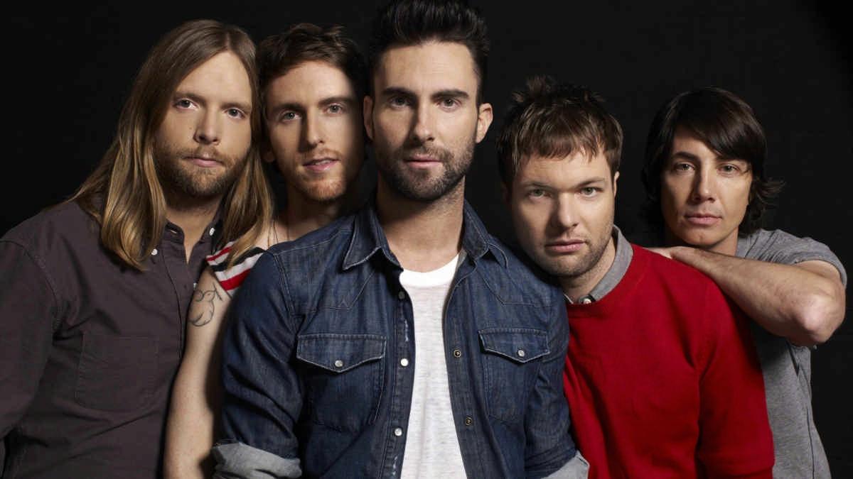 Escuchá el nuevo sencillo de Maroon 5