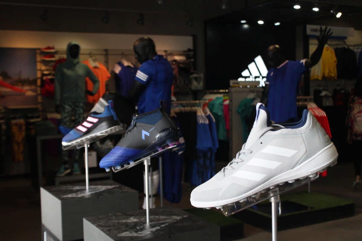 Adidas lanzó su nueva línea Blue Blast