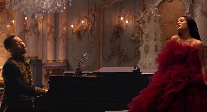 Ariana Grande y John Legend estrenan video de La Bella y la Bestia