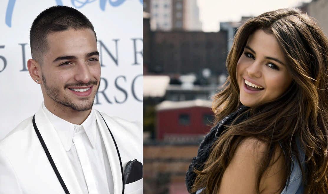 Selena Gomez y Maluma, ¿juntos?