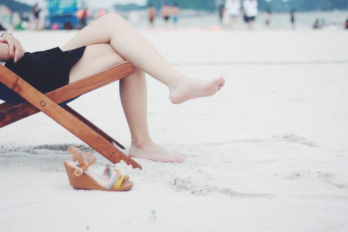 6 tips para rasurarte las piernas y que no se te irriten