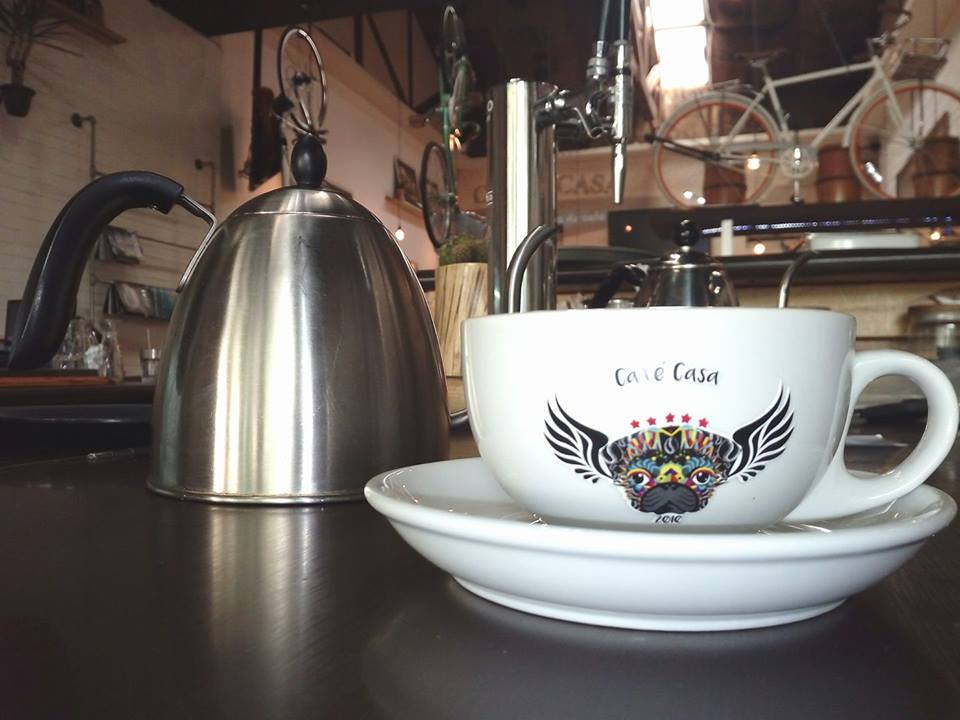 2. Café Casa