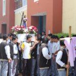 Vía Crusis del Colegio La Preparatoria