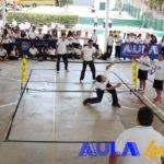 Tercera eliminatoria del campeonato FTA en el Colegio Guatemalteco Bilingüe
