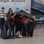 Así se vivió el Rally del Colegio Italiano