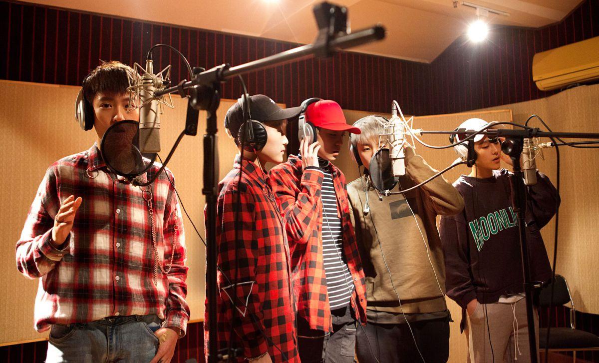Conocé a la boy band china que ya es todo un fenómeno