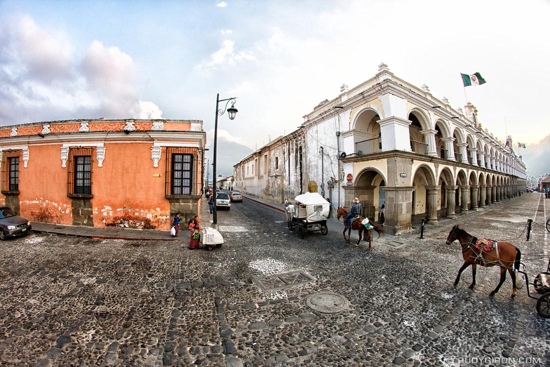 Mirá 5 lugares turísticos de Guate en 360
