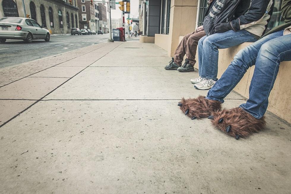 Las 7 pantuflas más cool que podés comprar en Internet