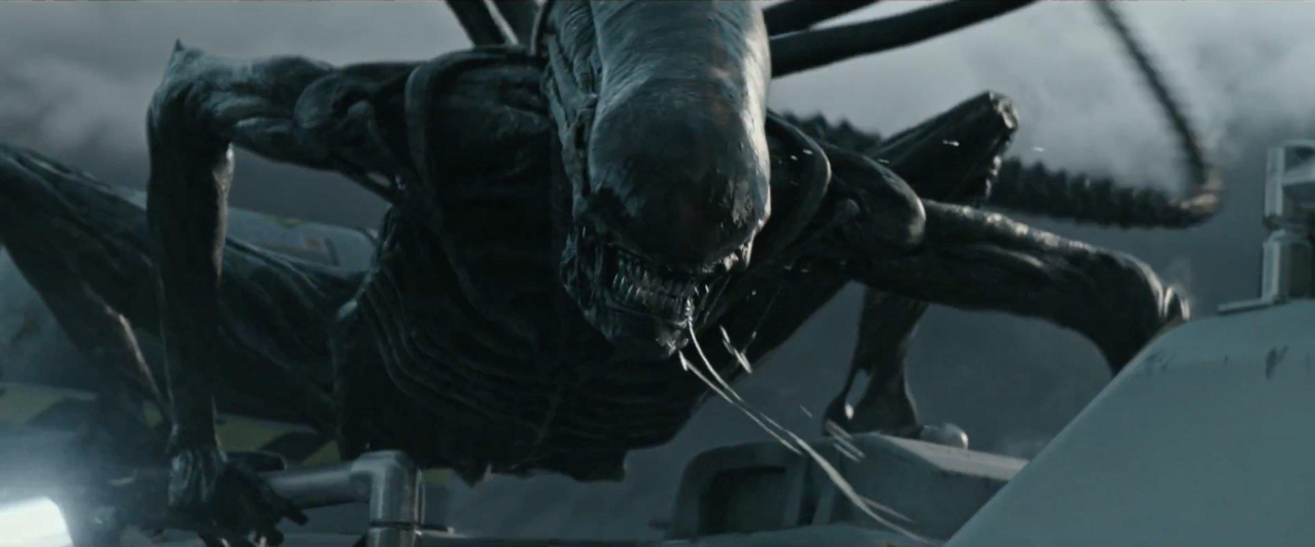 ¡Alien Covenant está a punto de estrenarse!