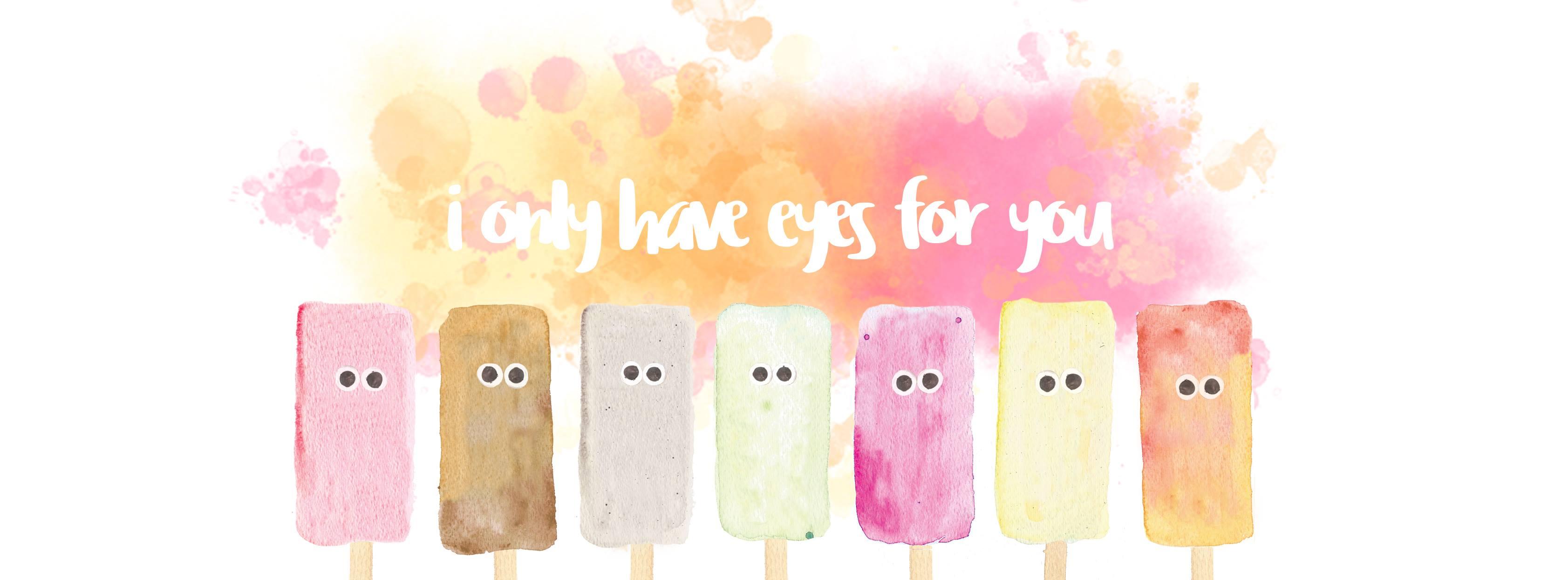 4. Eyes Pop