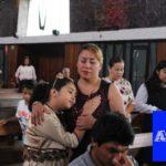 Misa del Día de las Madres del Colegio El Rosario