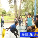Eliminatoria de la gran final del campeonato #FTAAula17 en la Universidad Rafael Landívar
