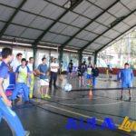 Quinta eliminatoria del campeonato FTA en el Colegio Entre Campos