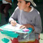 Mateolimpiadas en el Liceo Inmaculado Corazón