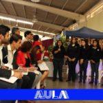 Feria de emprendimiento del Centro Educativo Miel