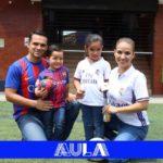 Celebración del Día del Padre del Colegio Manos a la Obra