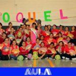 Elección de candidatas a Reina en el Colegio Comercial Guatemalteco