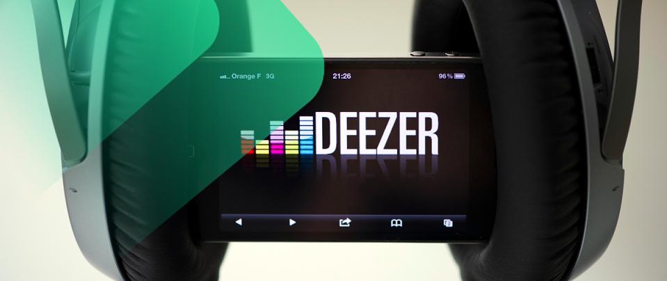 7 funciones de Deezer que probablemente no conocés