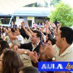 Eliminatoria de la Gira Talent Tour 2017 en el Colegio Inglés Americano