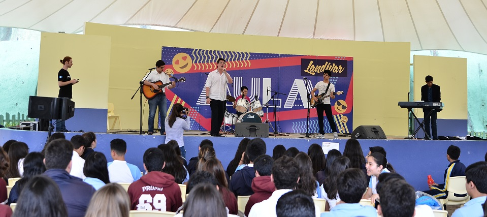 Eliminatoria de la Gira Talent Tour 2017 en el Colegio Inglés Americano