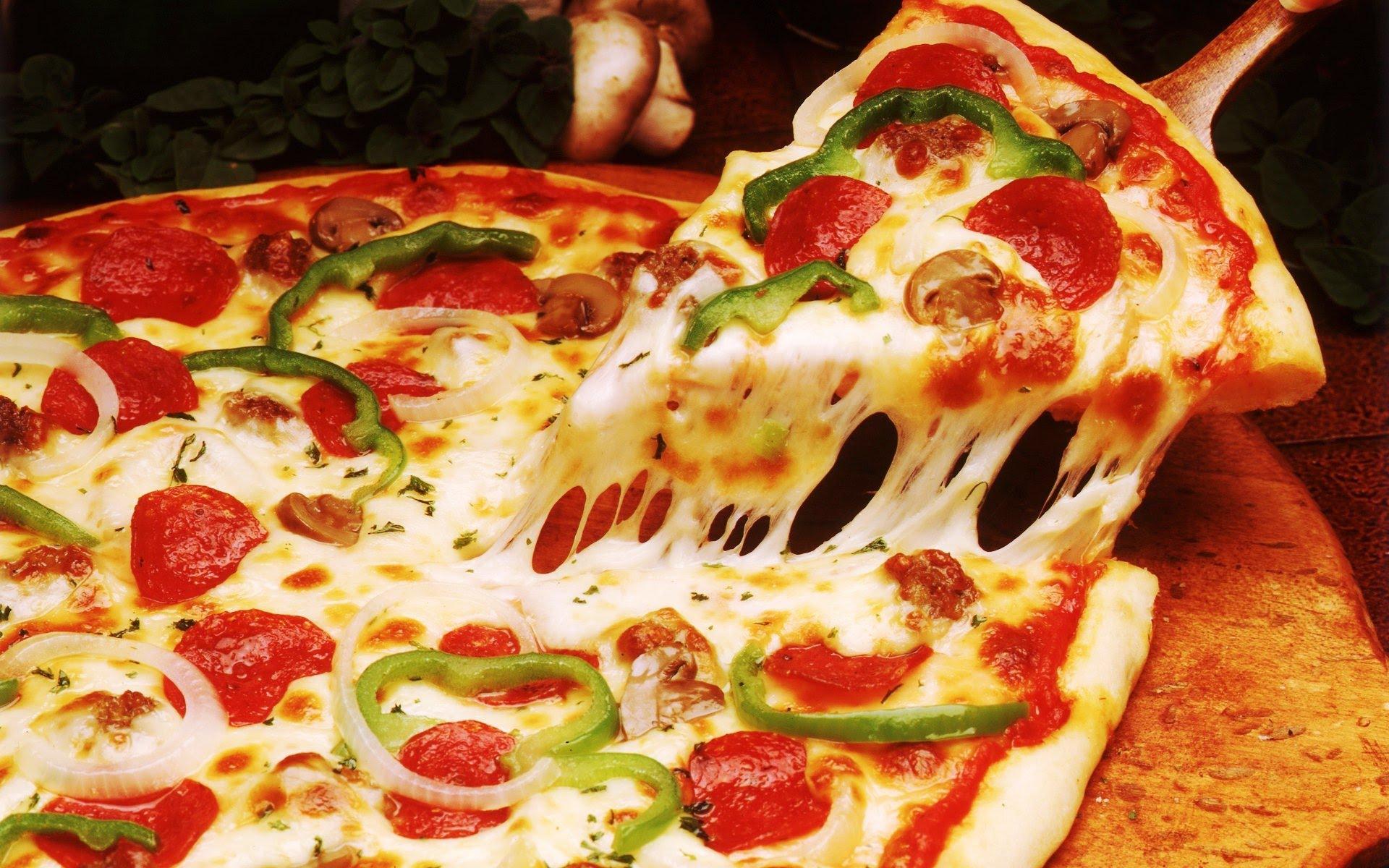 Participá en el reto de pizza gigante