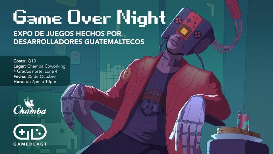 La expo que reúne a los mejores desarrolladores de juegos en Guatemala