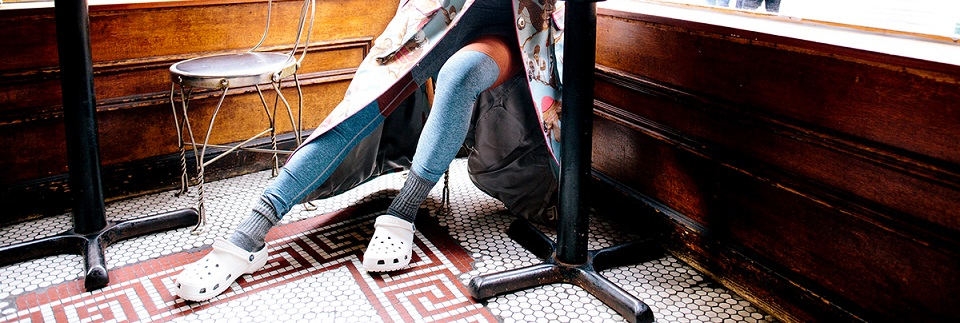 ¿Ya viste los nuevos Crocs de plataforma?