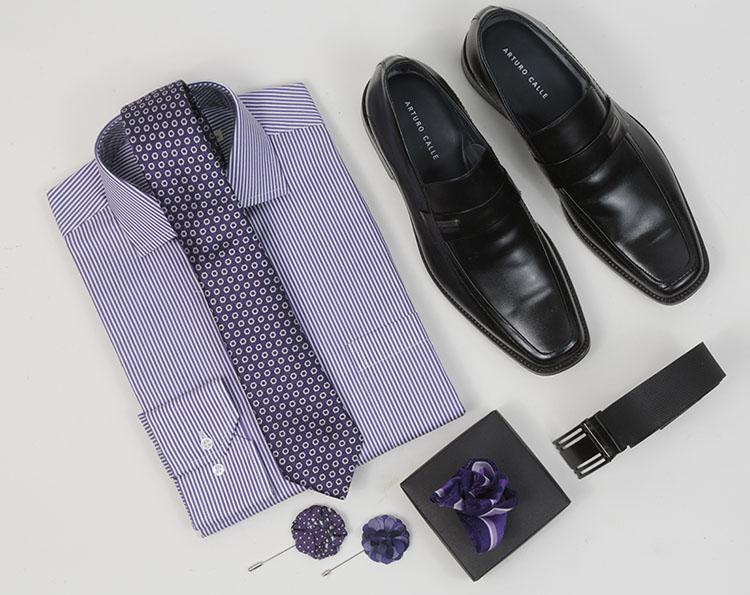¡El traje no es solo saco y corbata!... de accesorios y combinaciones