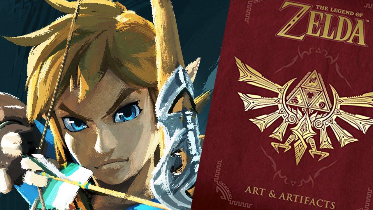 Zelda tendrá su propia enciclopedia y este será su contenido