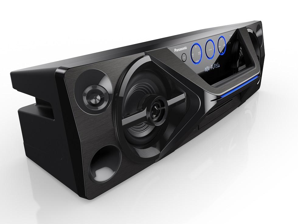 Urban Audio, lo nuevo de Panasonic