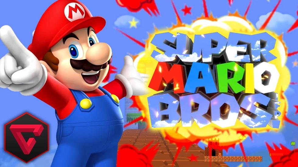 ¡Super Mario Bros regresa a la pantalla grande!