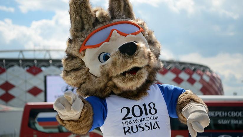 Conocé más de la mascota oficial de Rusia 2018