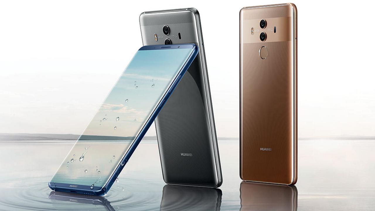Mirá lo nuevo de Huawei