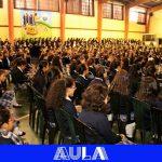 Miércoles de Ceniza en el Colegio Belga