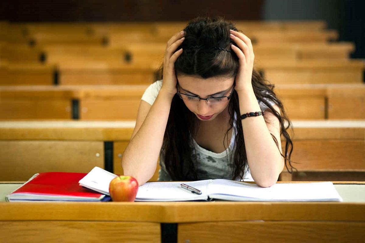 ¿Qué es lo peor de los exámenes?